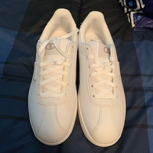 Brand new!!! Champion white sneakers